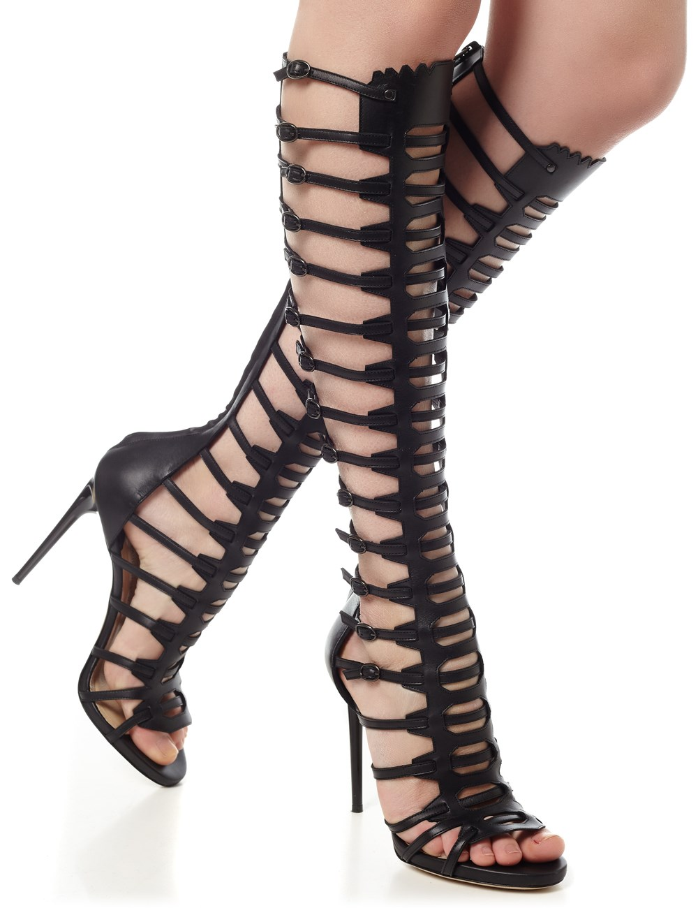 Shoes Gladiator Heels