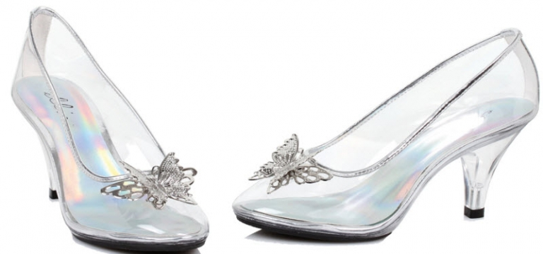 Cinderella Inspired Shoes For Sale