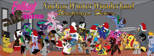 Nuclear Winter Wonderland Wasteland Heroes