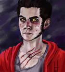 Werewolf Stiles (Teen Wolf)