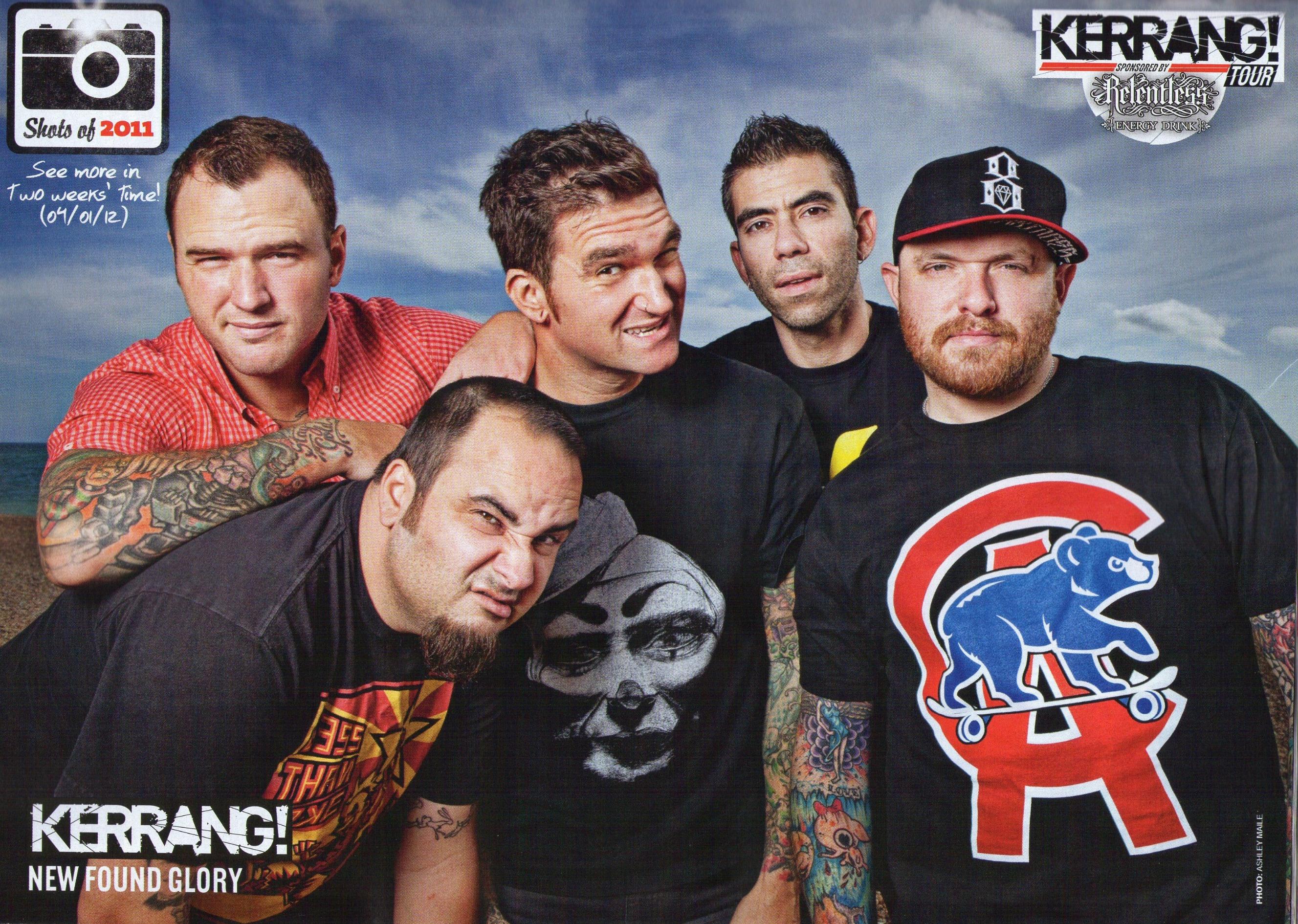 New Found Glory Kerrang 1 by foREVerJimmySullivan on ...