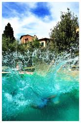pool jump by seefree