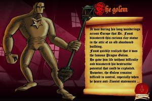 Club of immortals: The Golem