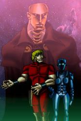 Cobra Space Adventures by Karavna