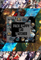 Pack Happy 100 Watchers