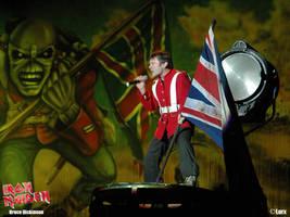 Iron Maiden: Bruce Dickinson 5 by Lurx