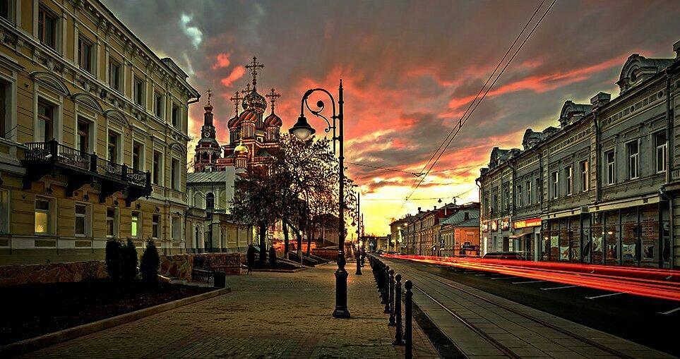 The Girls of Nizhny Novgorod - Words Without Borders