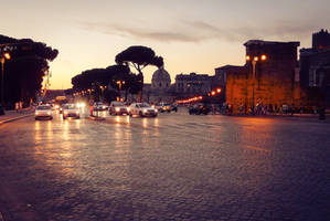 One Evening In Rome by byNatali