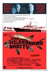 'The Hildebrand Rarity' James Bond movie poster by PaulBaack