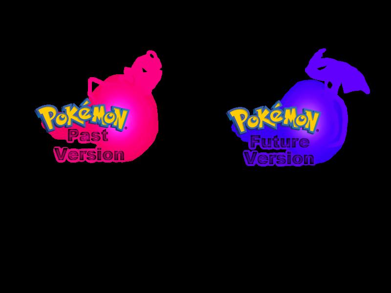 Pokemon Past And Future Version Logo 368682238
