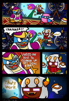 How can I help you, Dedede? by Uxie126