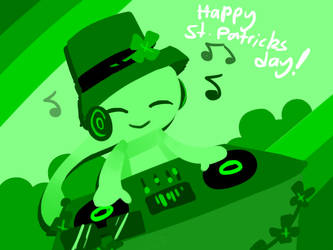 St. Patricks Day 2019 by Uxie126