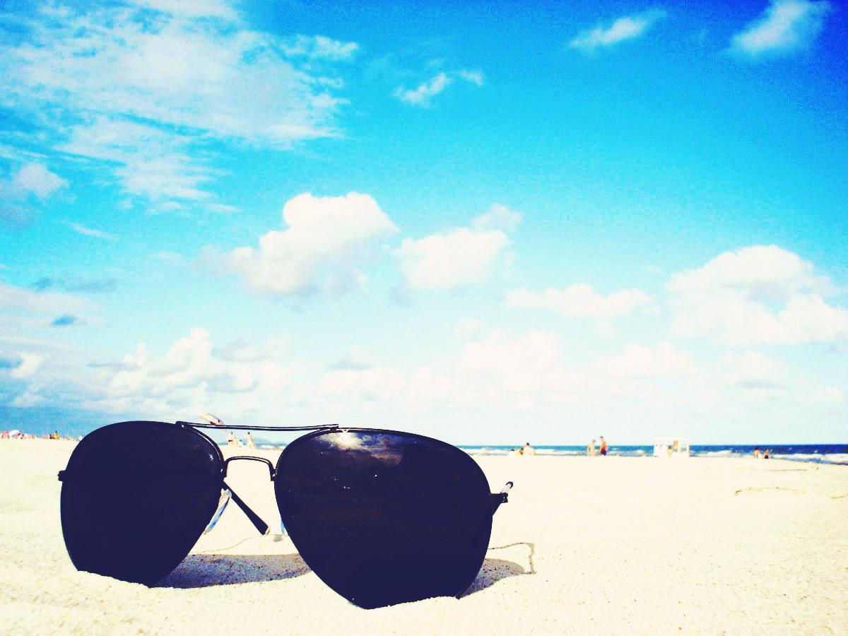 Beach Sunglasses by Helpax on DeviantArt