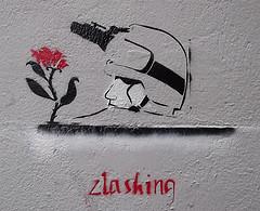 Flower by zlashing