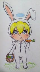 Easter Fred