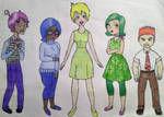 Inside Out - Humanized Emotions
