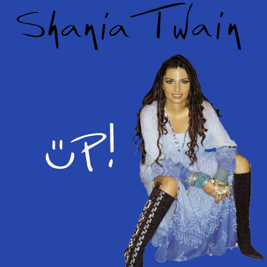 Shania Twain Covers People Magazine June 2008 Donna Summer