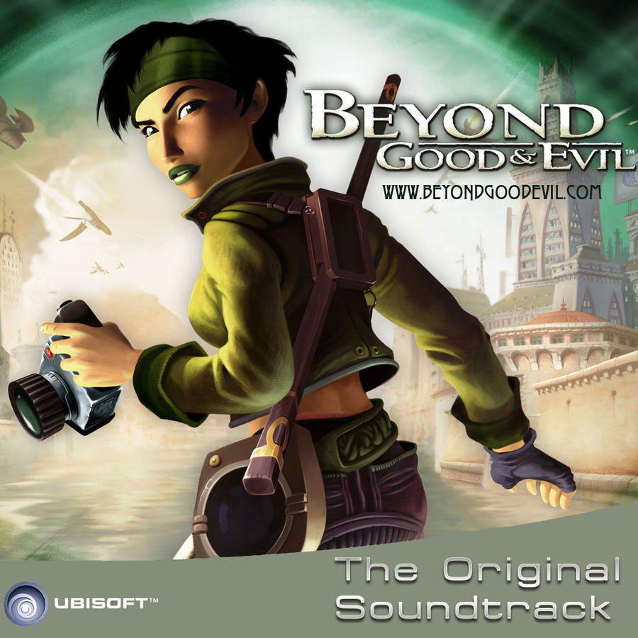 Beyond Good and Evil OST by SkipCool33