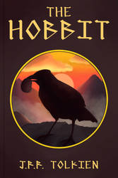 Hobbit Cover 1 by ProfessorBroomhead