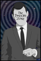 Twilight Zone Poster by ProfessorBroomhead