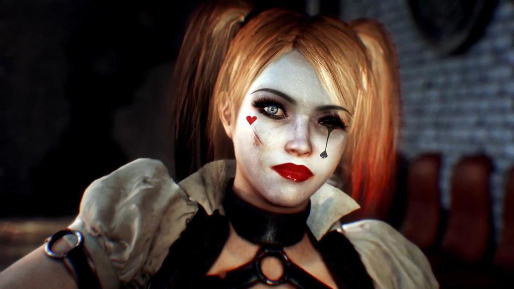 Cute Harley Quinn by Shena92