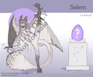 Salem  by DarkFate1342