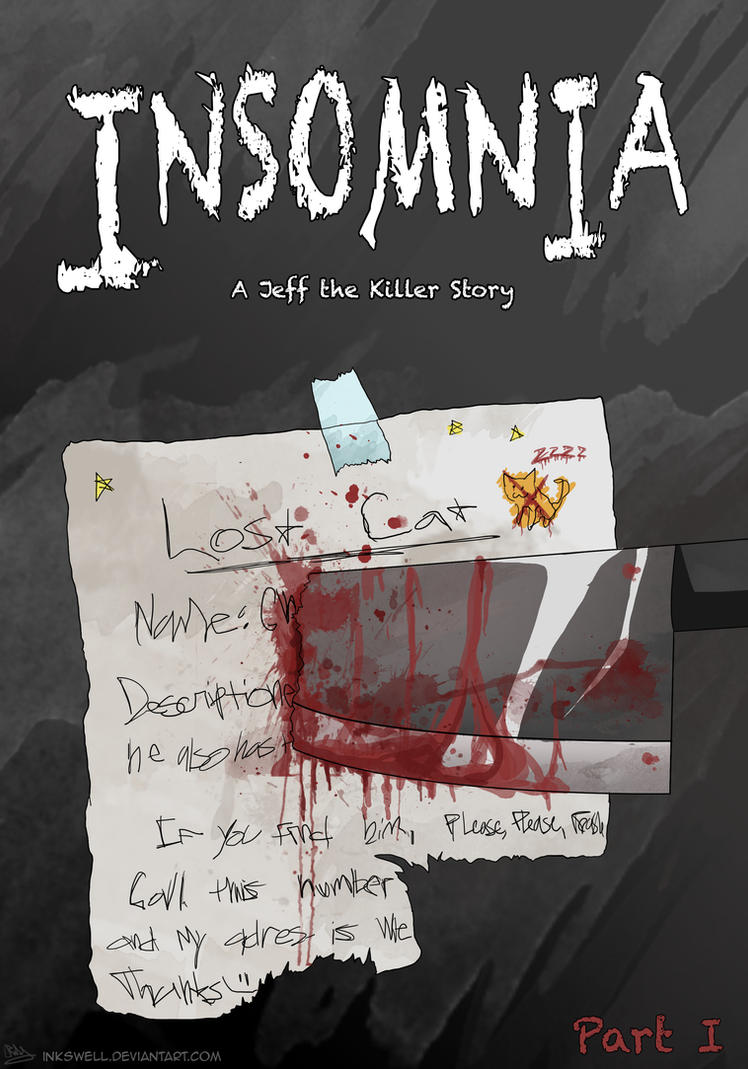 Insomnia cover by Inkswell