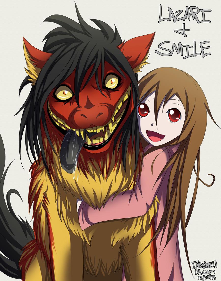 Smile Dog and Lazari b... Spread The Word Smile Dog