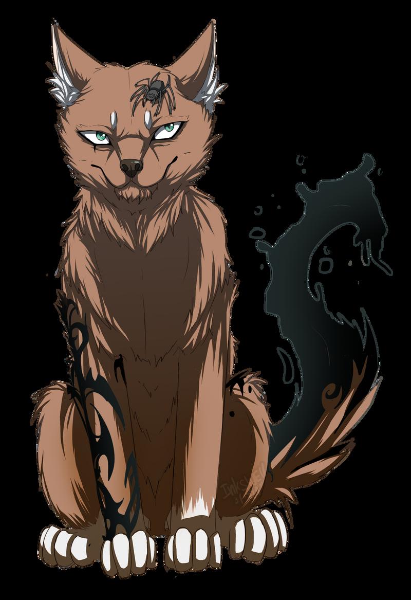 fursona catlike form by inkswell on deviantart