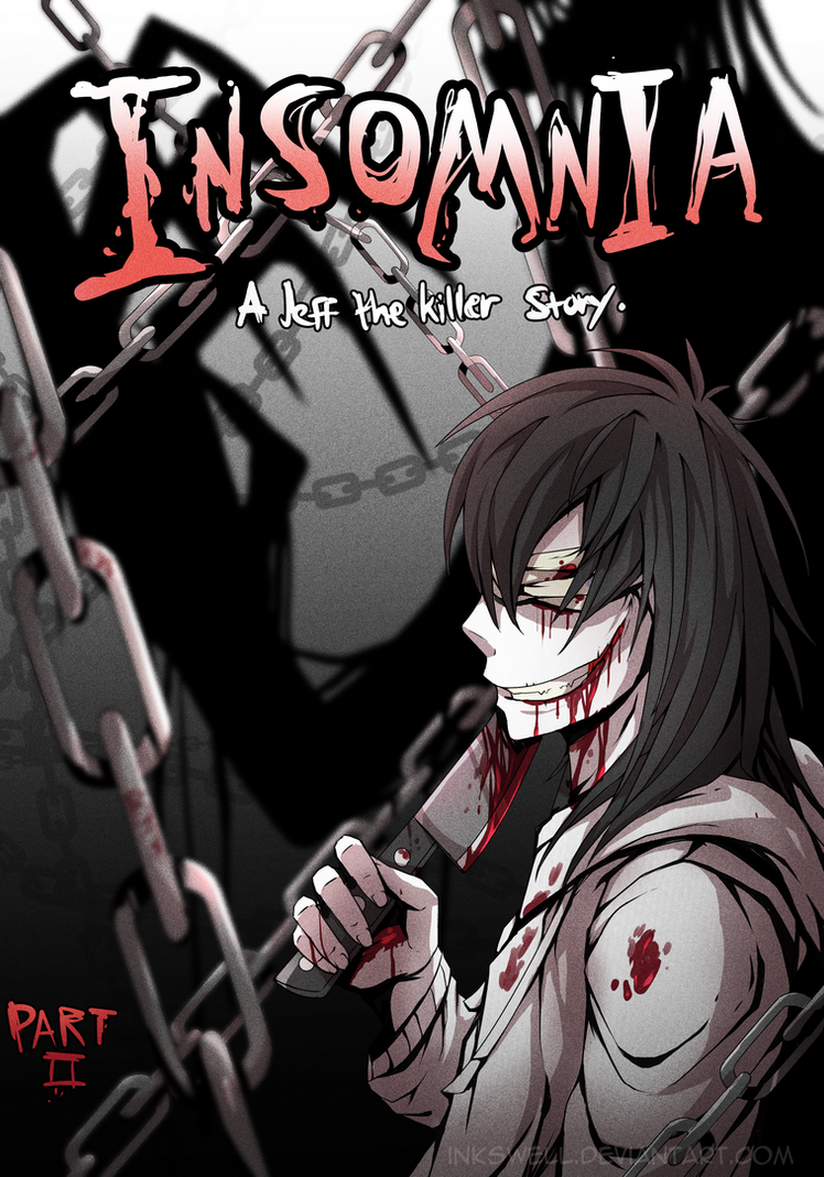 Insomnia Cover: Part 2 by Inkswell
