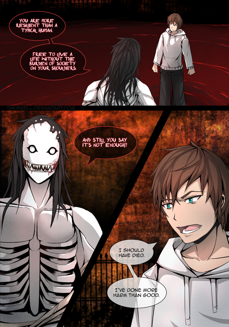 Insomnia page 51 by Inkswell on DeviantArt