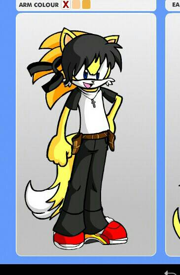 KJ The Hedgecat NEW LOOK by Kenneth-Setser