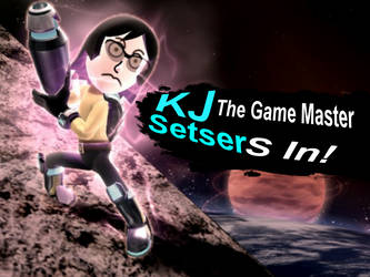 Newcomer message(Mii Version) by Kenneth-Setser