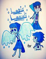 Lapis Lazuli by DreamMoonMaker