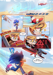 Sonic Rift! Page 20 by sonicrift