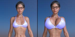 Geek Gal Breast Expansion