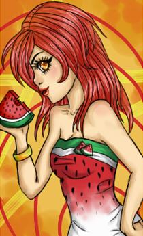 watermelon by jessi458