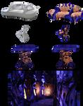 Wraith furniture - inspirations.