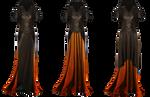 OC costume 18 - 3 versions