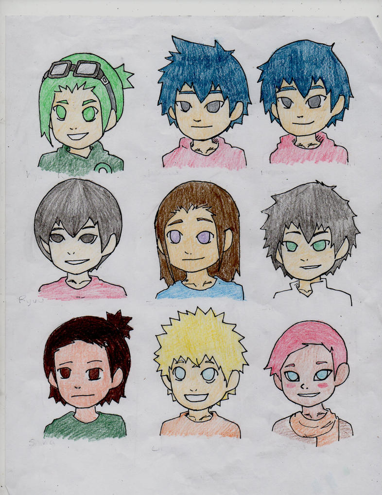 The Kids As Kids by courtneynotdumb