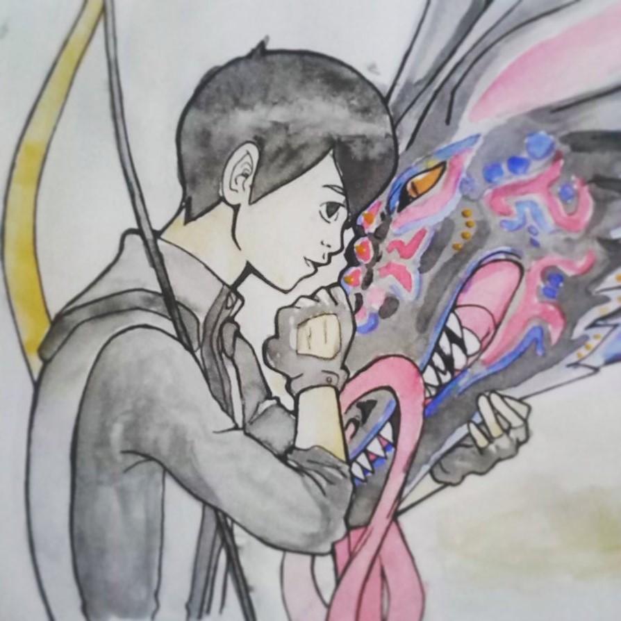Dragons Whisper by courtneynotdumb