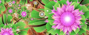 Earths Flowers