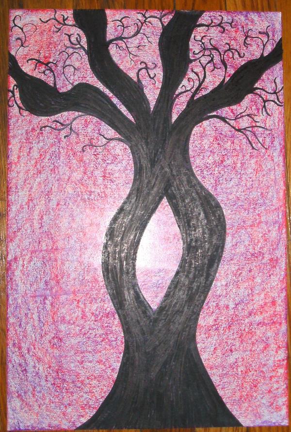 Dreaming Tree 5 by readheadgirl
