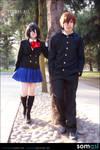Another-cosplay-Misaki mei-Sakakibara