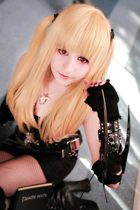 Amane misa cosplay by sanchanclau