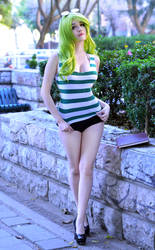 Monet - Cosplay - One Piece