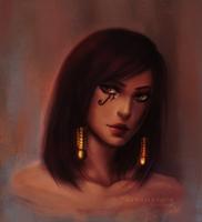 Pharah - Overwatch by SirensReverie