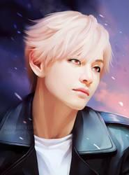 BTS - TAEHYUNG ( aka. The God of Beauty )