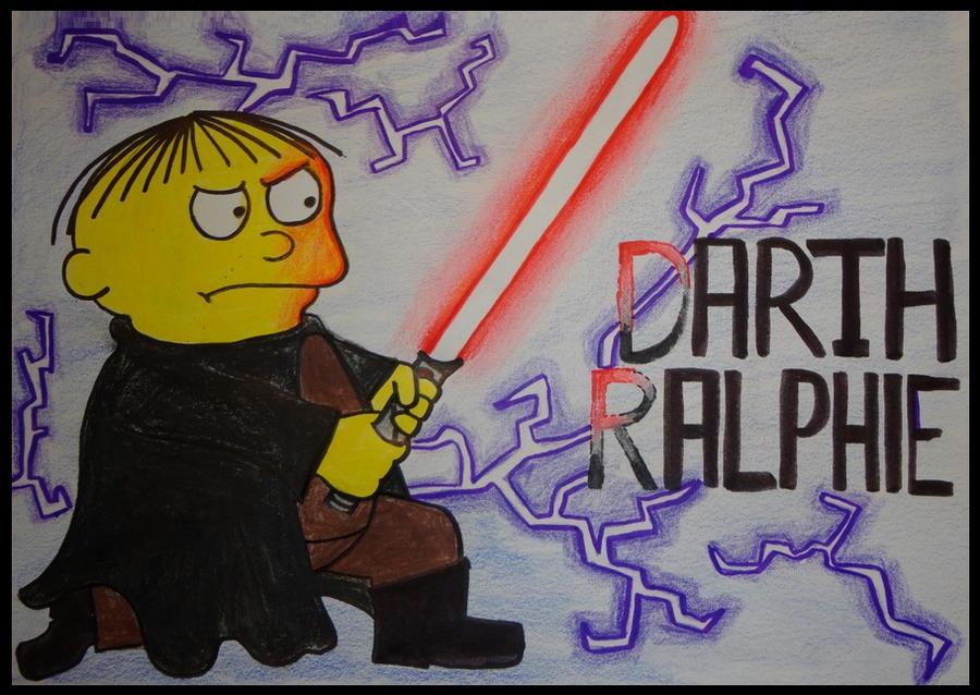 Darth Ralphie by Kugelschrei