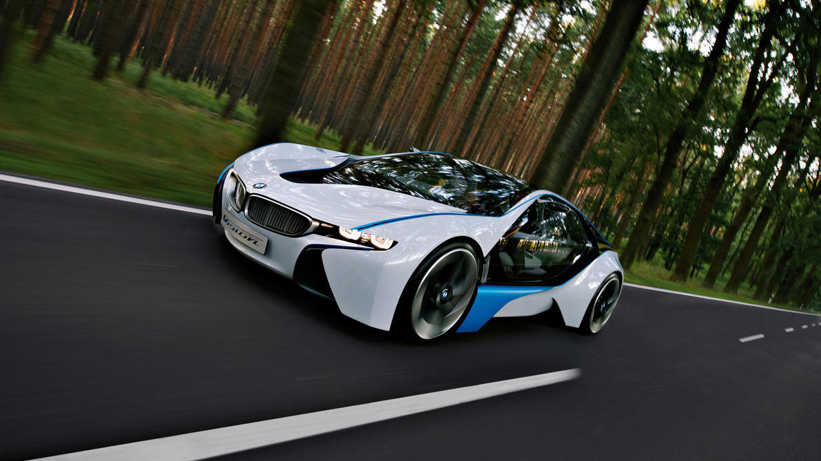 BMW CONCEPT by san29